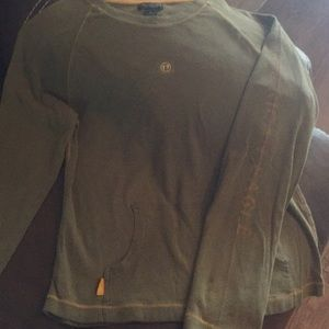Womens American Eagle long sleeve Shirt